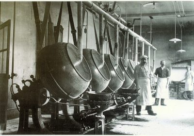 Fabrique des Anis de Flavigny - 8