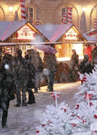 Les animations et marchés de Noël en Côte-d'Or