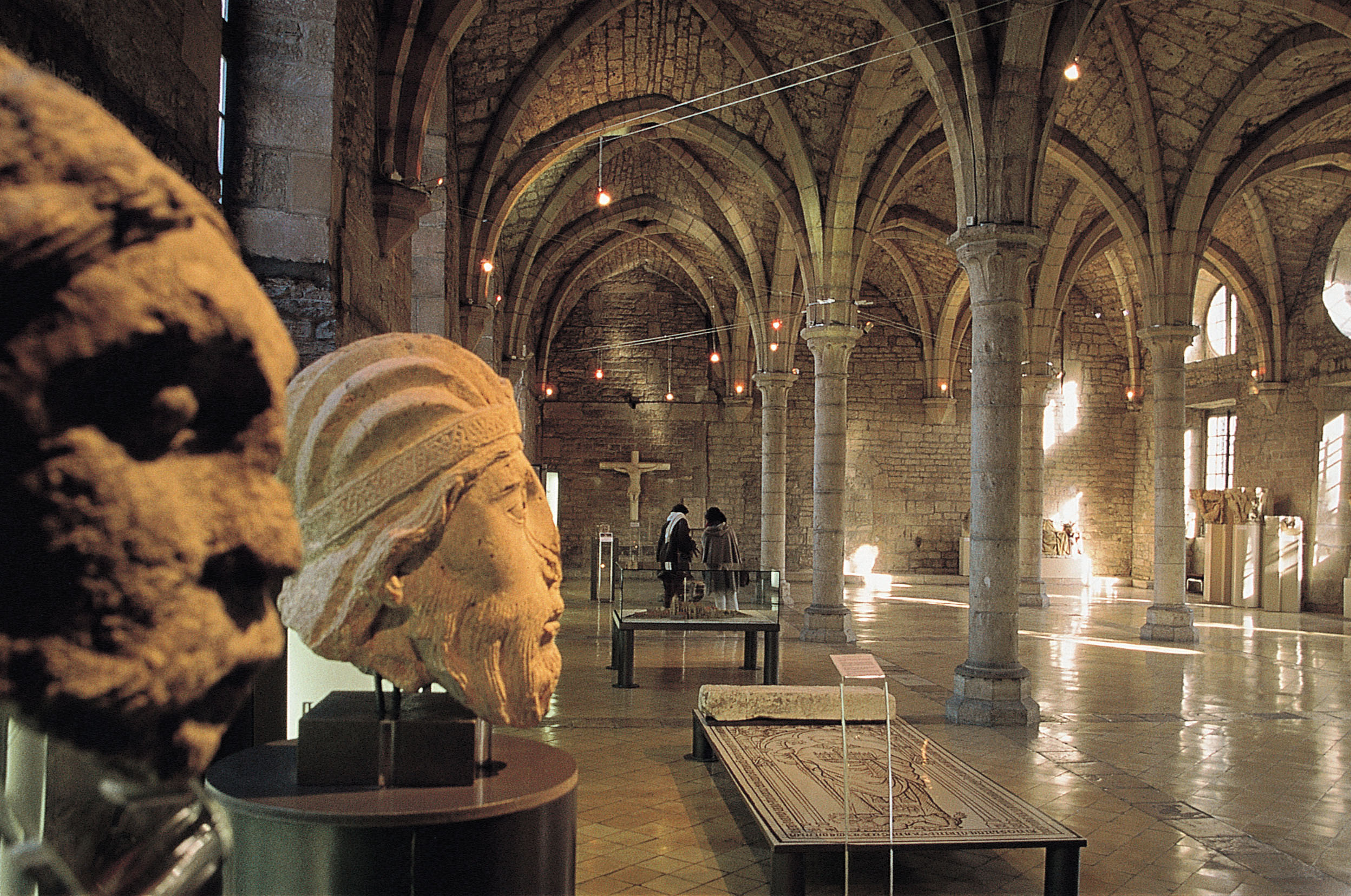 MUSEE ARCHEOLOGIQUE DE DIJON