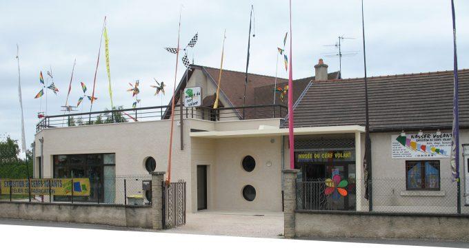 Musée du cerf volant Perrigny les Dijon