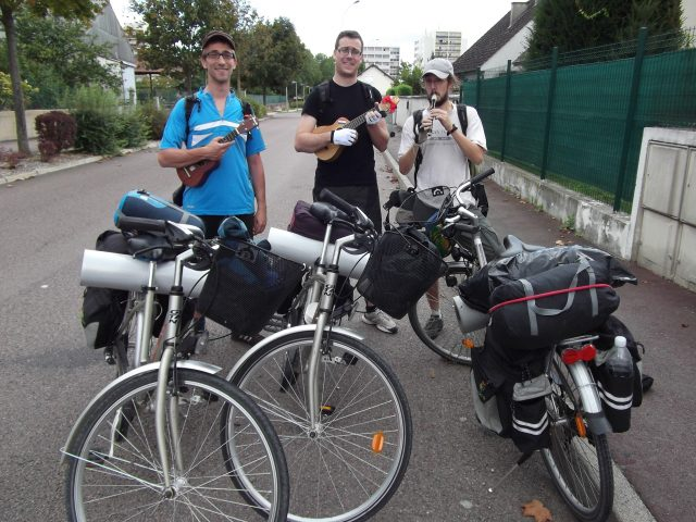 Vélo et musique