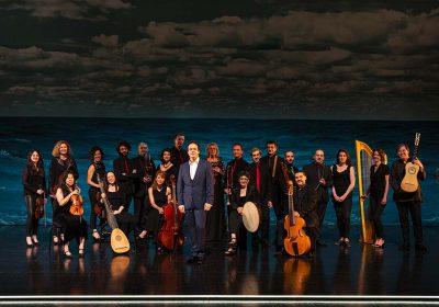 Concert de rentrée   Leonardo García Alarcón – Cappella Mediterranea
