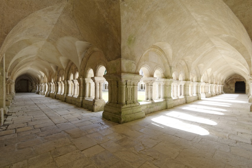 Abbaye de Fontenay - 4