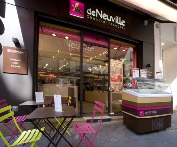 Chocolat De-Neuville