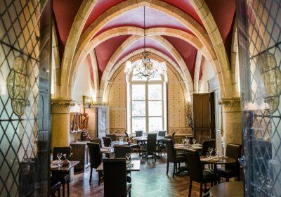 Hôtel-Restaurant Abbaye de la Bussière-sur-Ouche - 4