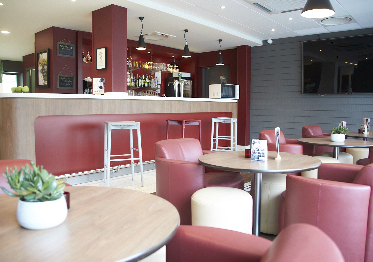 Bar Lounge Campanile Dijon Clemenceau