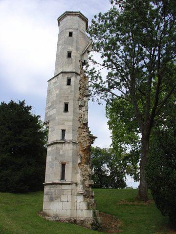 La tourelle de l'oratoire (Chartreuse de Champmol)