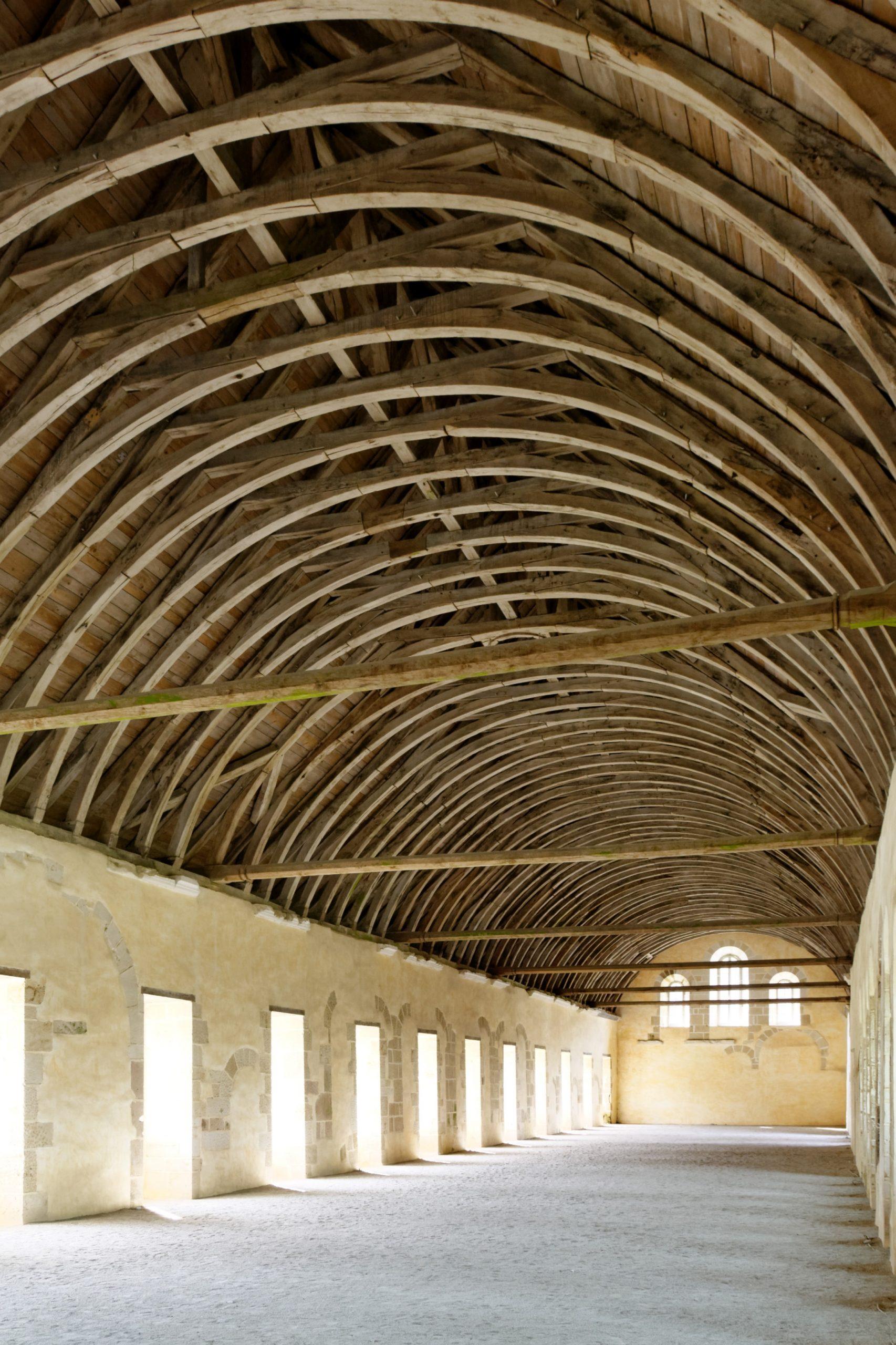 Abbaye de Fontenay - 1