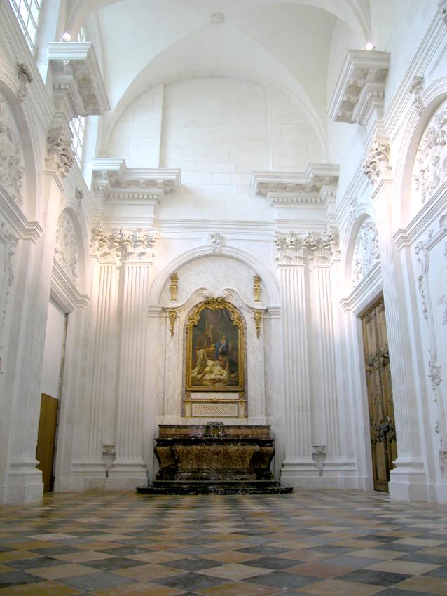 Chapelle des Elus Dijon