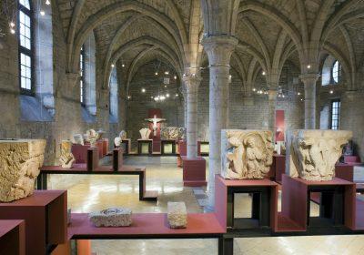 Musée archéologique de Dijon – ancienne abbaye Saint-Bénigne - 1