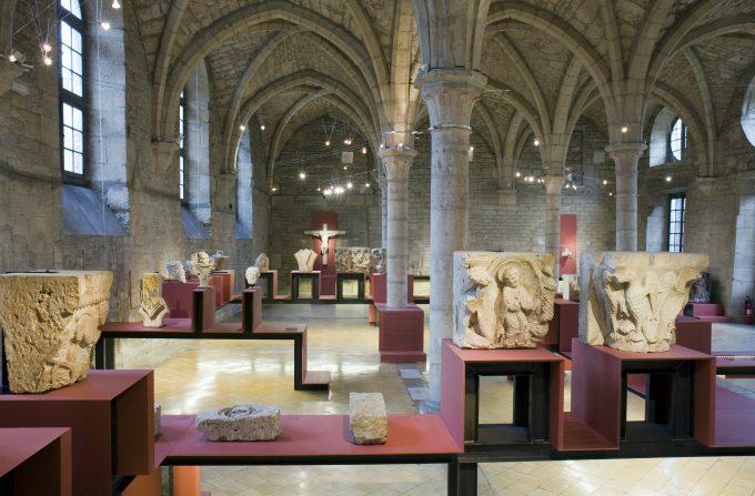 Musée archéologiquede Dijon