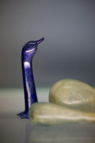 Fioles à parfum, Coll. gallo-romaine, Musée de Nuits-Saint-Georges