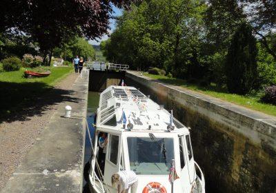Bateau promenade La Billebaude (Cap Canal) - 1
