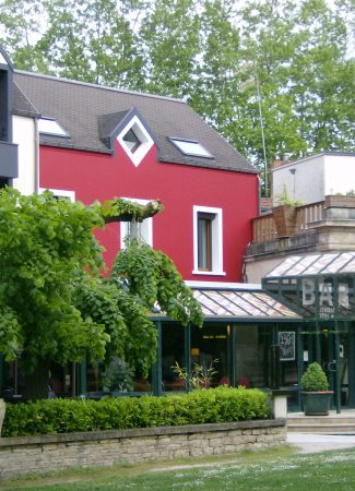 Hôtel-Restaurant du Parc de la Colombière