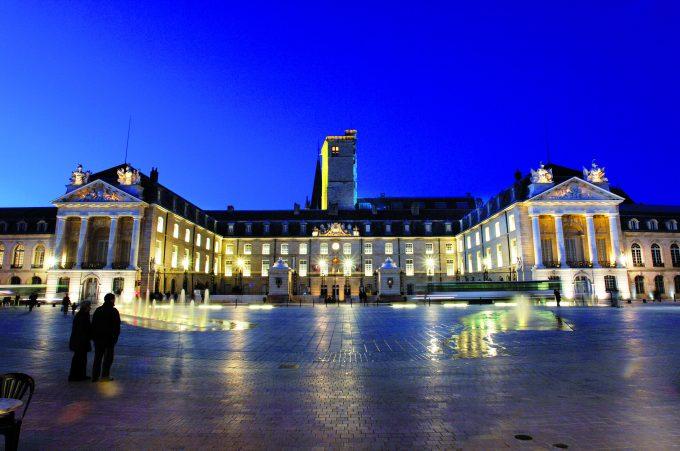 Palais des Etats et des Ducs de Bourgogne à Dijon
