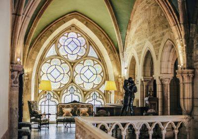 Hôtel-Restaurant Abbaye de la Bussière-sur-Ouche - 5