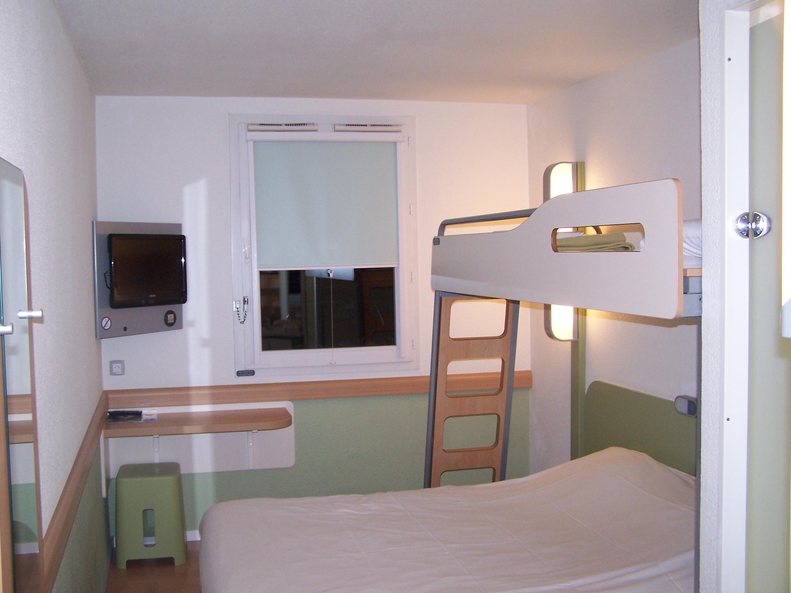 chambre ibis Budget Dijon