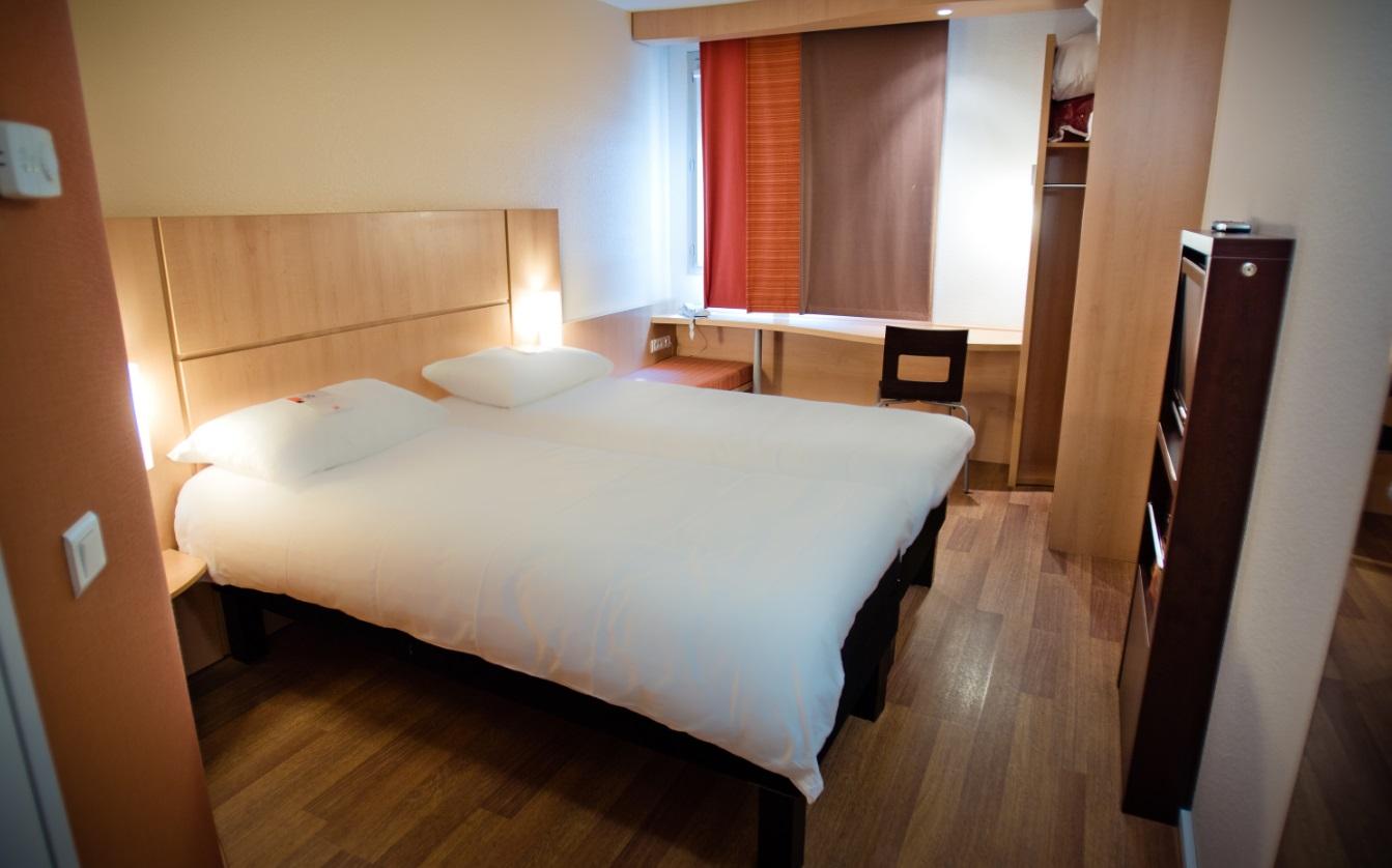 chambre Ibis Clémenceau