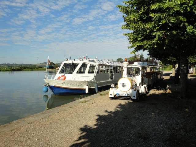 DUO Train-Bateau