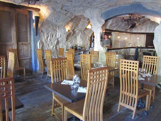 restaurant L'Emile Brochettes Dijon