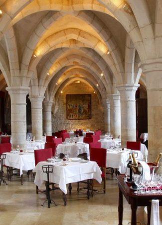Le Clos prieur – Restaurant du Château de Gilly