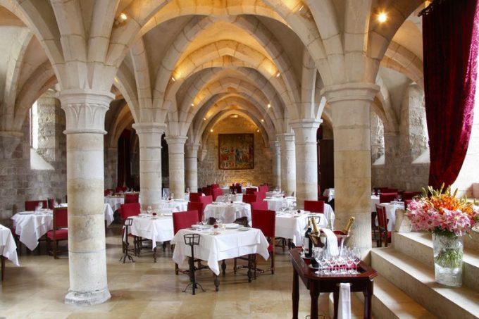 Le Clos prieur – Restaurant du Château de Gilly - 0