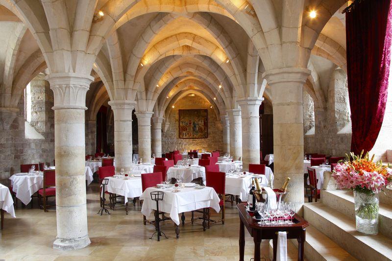 Château de Gilly – Restaurant Le Clos Prieur