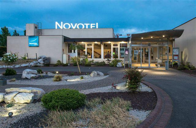 Novotel Dijon Sud