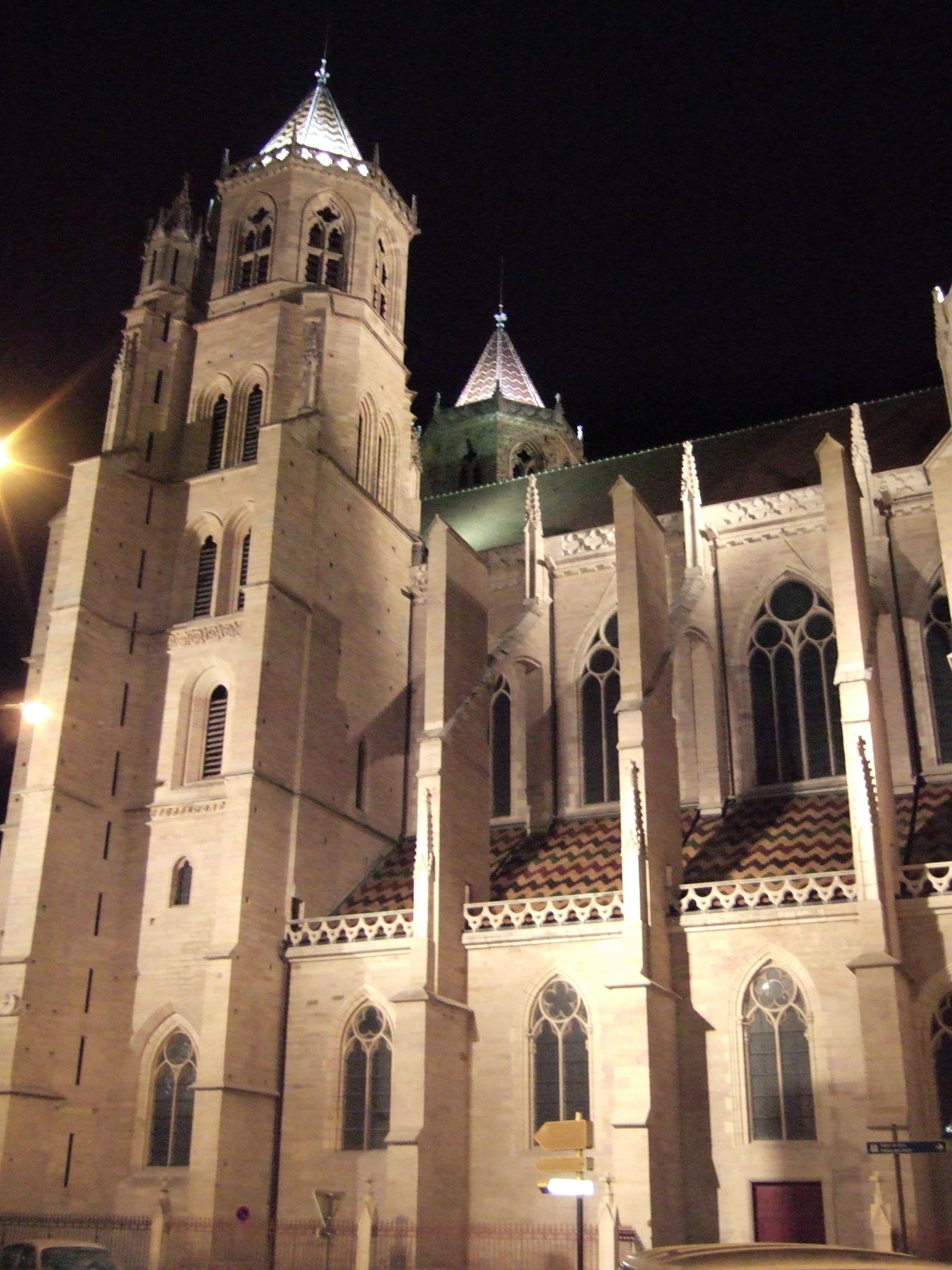 Cathédrale Saint-Bénigne, Dijon
