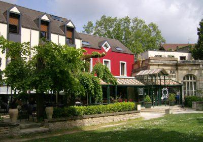 Hôtel-Restaurant du Parc de la Colombière - 2