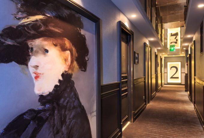 couloirs grand hotel la cloche