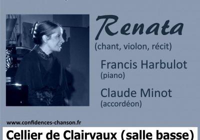 «Si on chantait le temps des Poilus» (spectacle chanson française) - 1