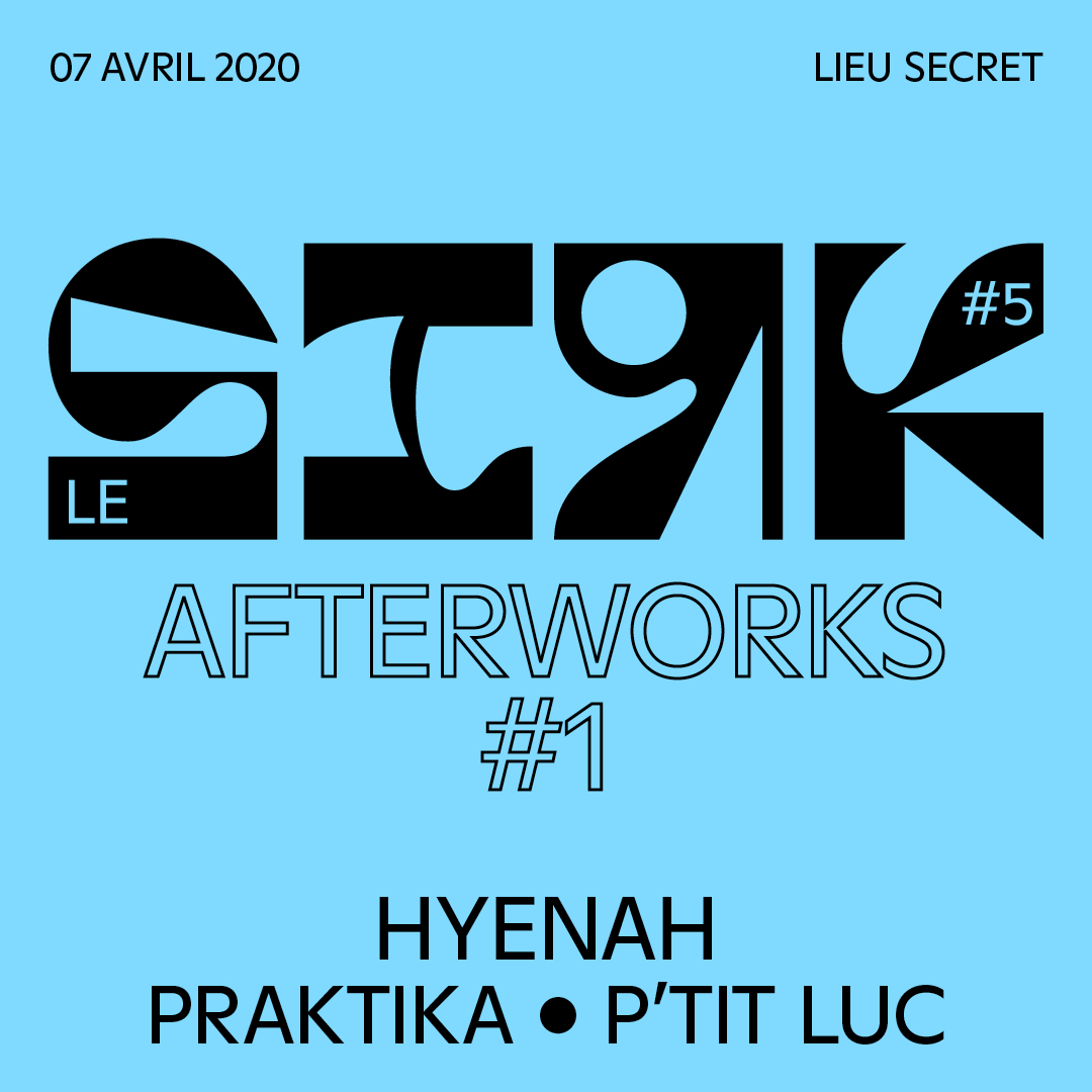 Le SIRK #5 – Afterwork #1