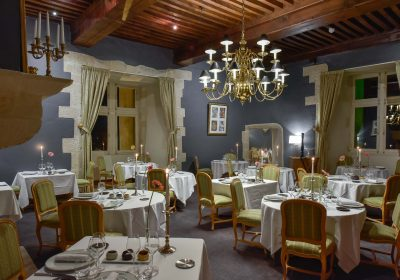 Hôtel Golf Château de Chailly - 2