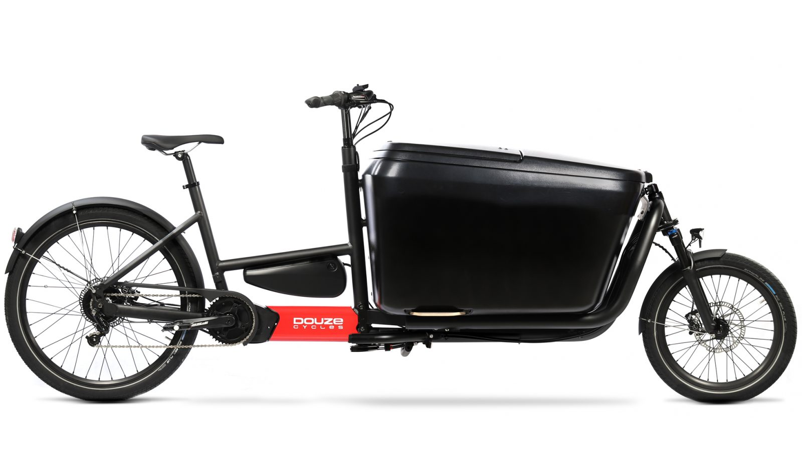Burgundy Bike - 2