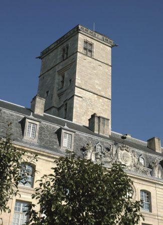 Montée de la Tour Philippe Le Bon