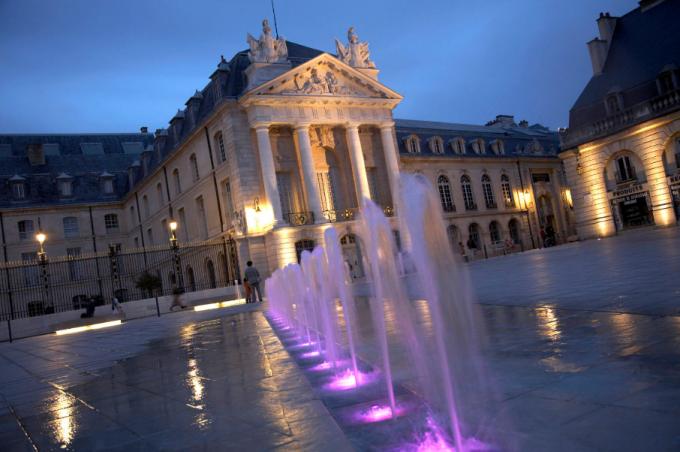 Dijon by night - 0