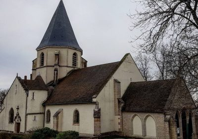Église Saint-Bernard
