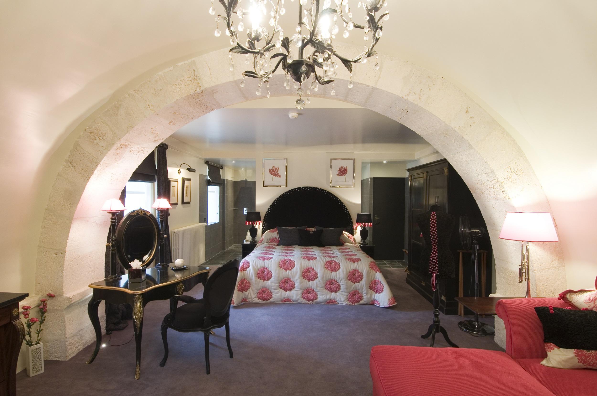 Ermitage bedroom