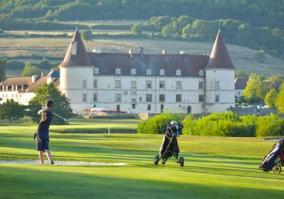 Hôtel Golf Château de Chailly - 10