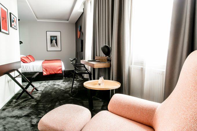 Hostellerie du Chapeau rouge Dijon  © Julien Faure (28)