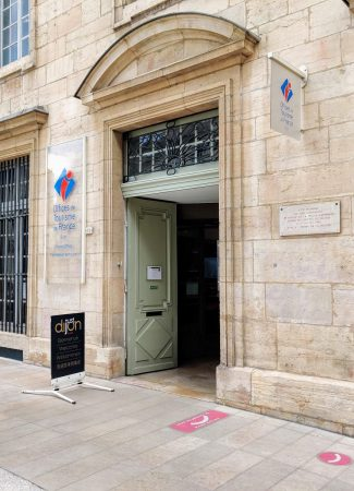 Office de Tourisme de Dijon Métropole – Forges