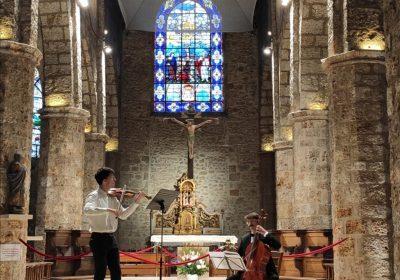 Concert duo violon-violoncelle - 1