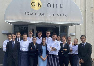 Restaurant Origine par Tomofumi Uchimura - 2
