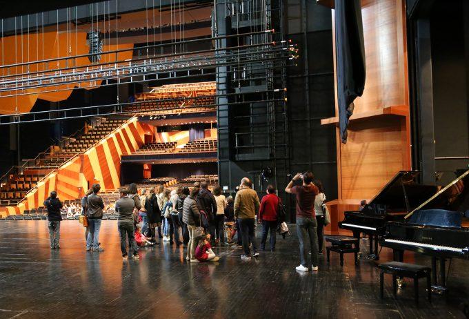 Visites des coulisses de l'Auditorium de l'Opéra de Dijon - 0
