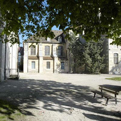 Jardin des Carmelites