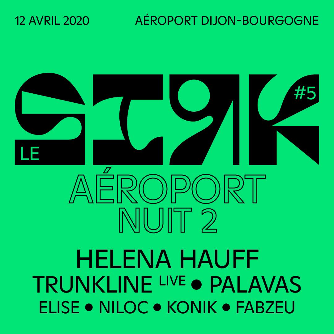 Le SIRK #5 – Aéroport – Nuit 2