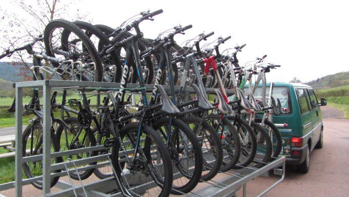 Location Livraison VTC, VTT et vélos enfants