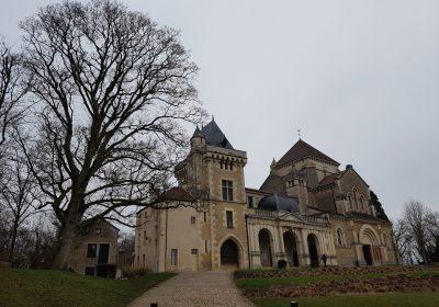 Maison natale de saint Bernard