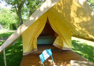 Camping Vert Auxois - 4